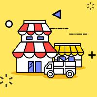 [최대 50%할인] 웹툰 SALE 마켓 오픈!